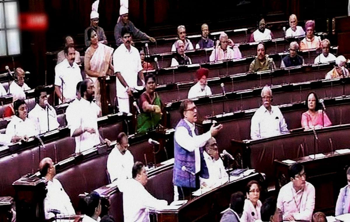 Rajya Sabha Passes Bill Prohibiting Employment of Children Below 14 Years