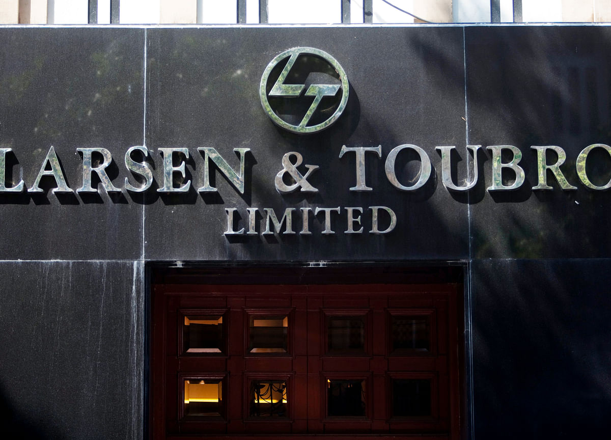 L&T To Consider Share Buyback On Aug. 23