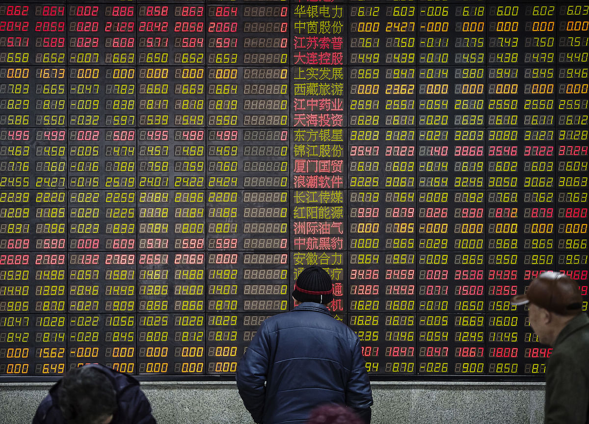 China's Financial Markets Set for Tumultuous Return on Monday