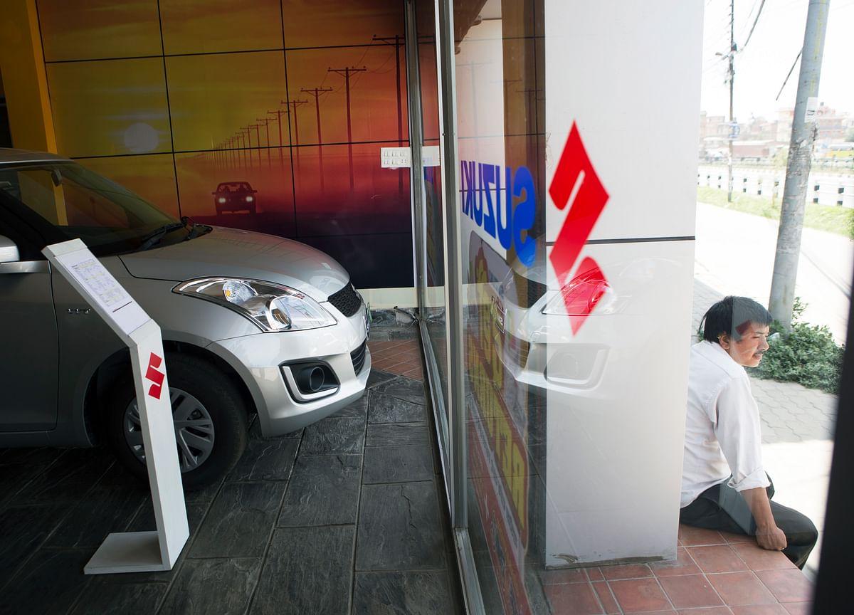 Maruti Suzuki January Sales Up 4.8%; Exports Up 2.8%