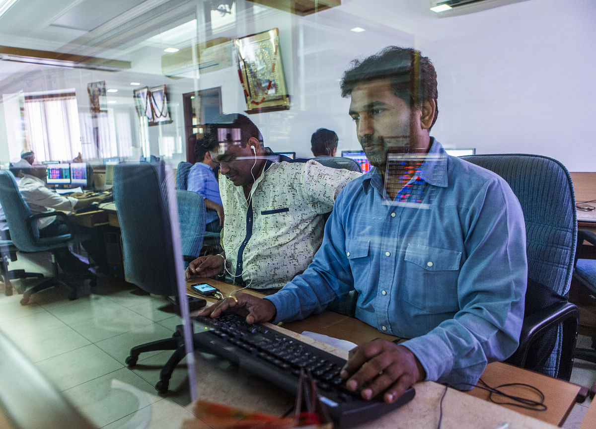 Second Day Of Gains For Sensex, Nifty; Banks, Cement Stocks Lead