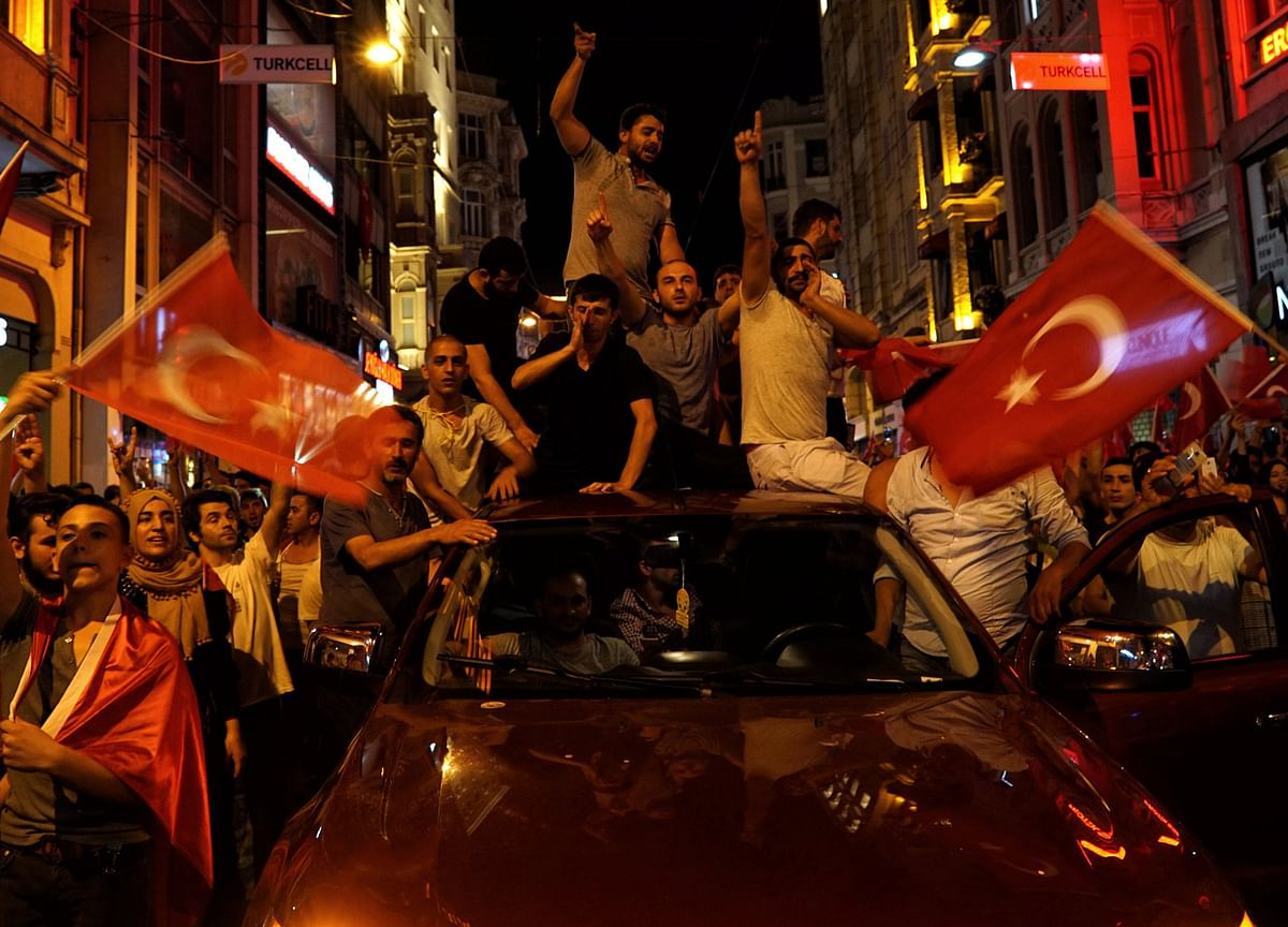 Two Cheers for Erdogan: EU's Hopes and Fears After Coup Bid