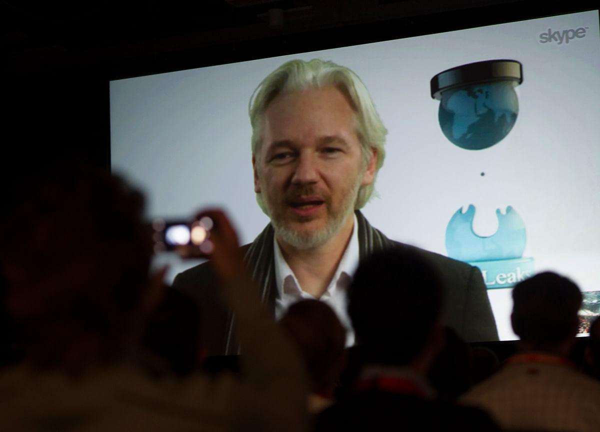 Julian Assange Shows 'Trauma' Symptoms, UN Torture Expert Says