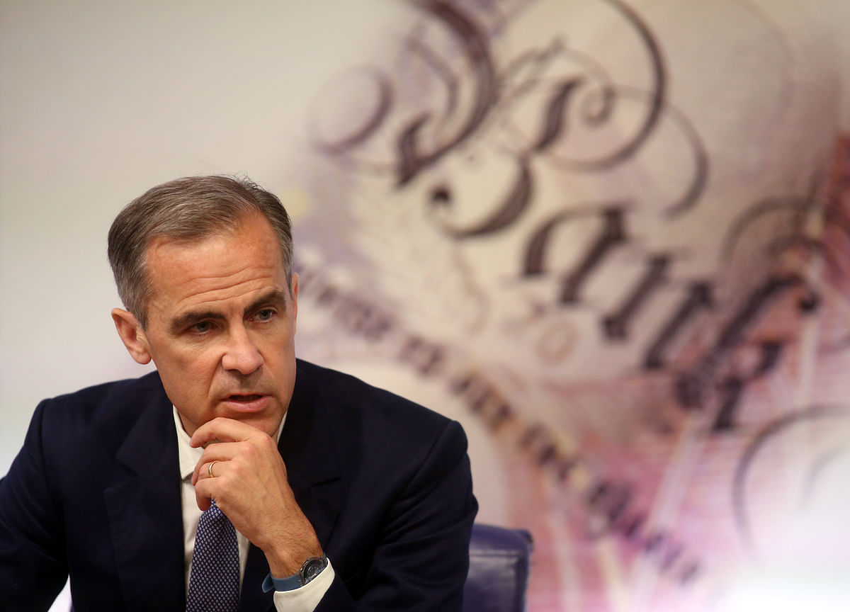 Carney Makes the Case for a Strong Brexit Transition Deal