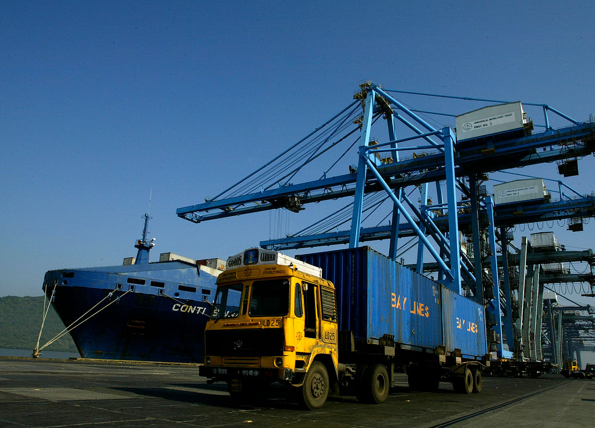India's Trade Deficit Widens As Gold Imports Double In June