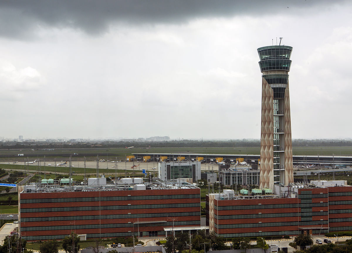 Tata Group, GIC-Led Consortium To Invest Rs 8,000 Crore In GMR's Airports Business
