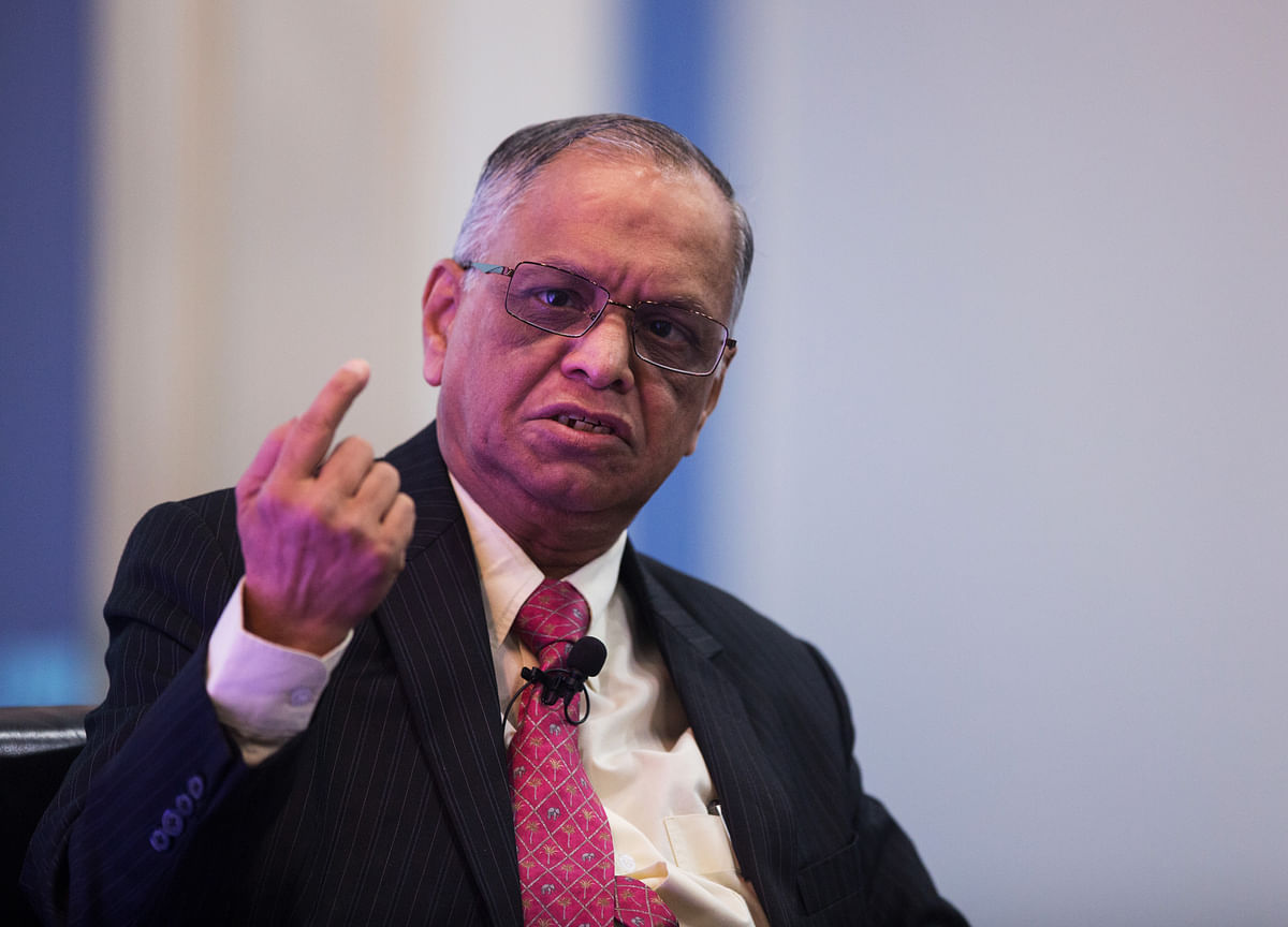 Infosys Board Blames Founder Murthy's 'Continuous Assault' For Vishal Sikka's Departure