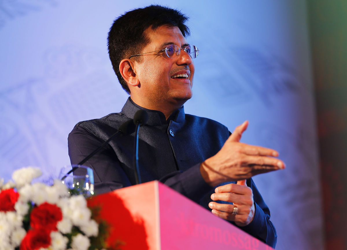 Government Open To Discussing RBI's Power Over State-Owned Banks, Says Goyal
