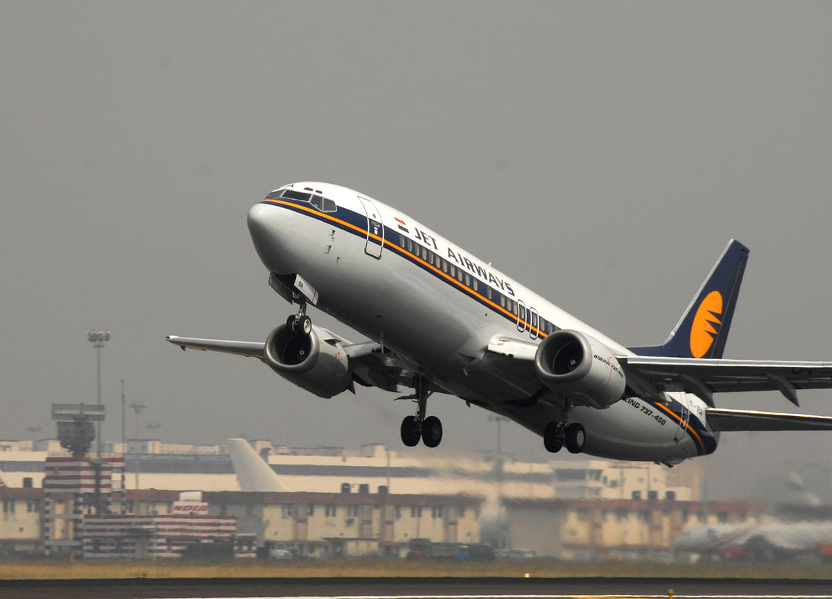 Jet Airways In Talks With Air France-KLM For Joint Venture