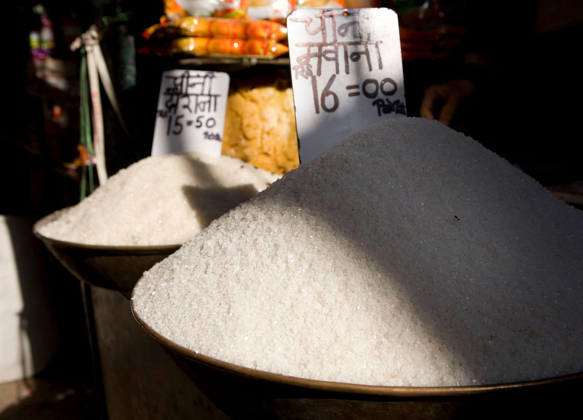 Sugar Output in India Seen Slipping From Record on Dry Weather