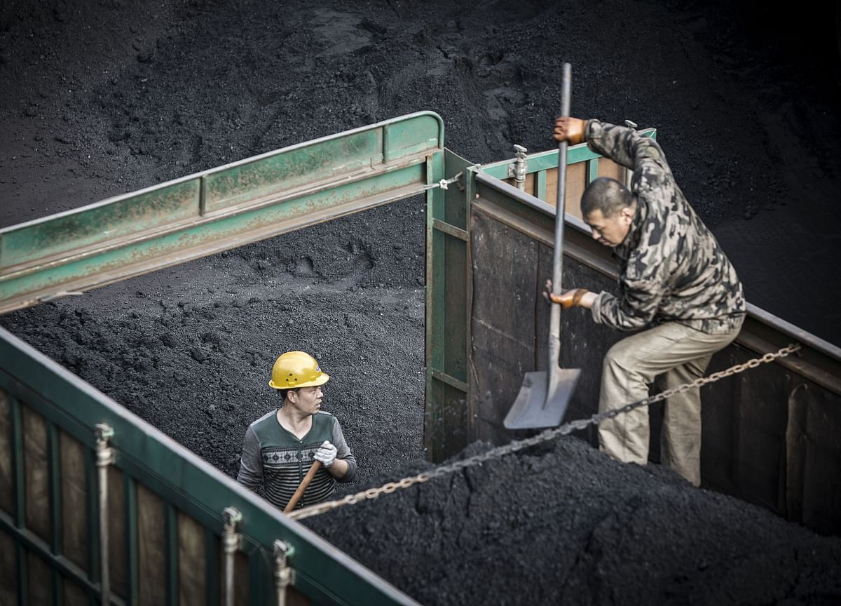 China's Low Coal Inventory Signals More Upside for Price: Chart