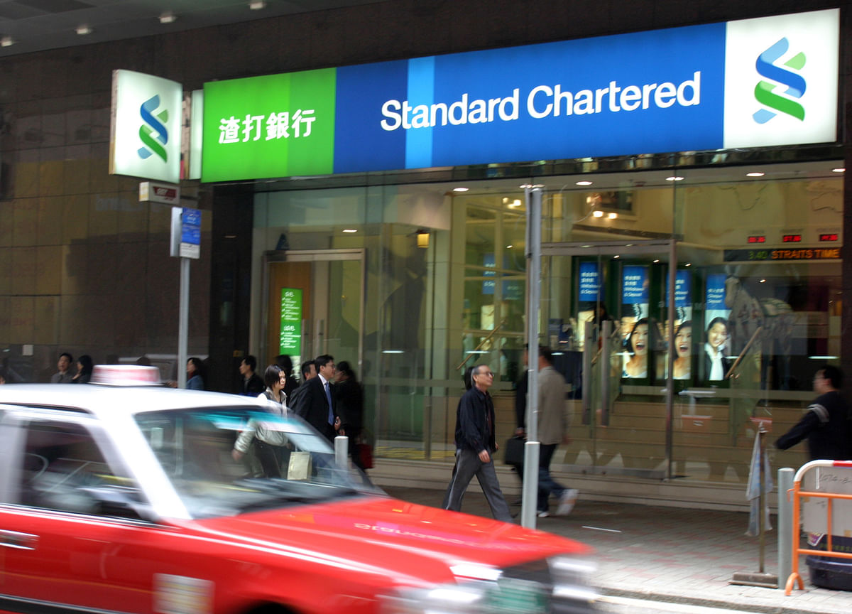 StanChart May Yet See 'Earnings Kicker' From India Bad Loan Pile