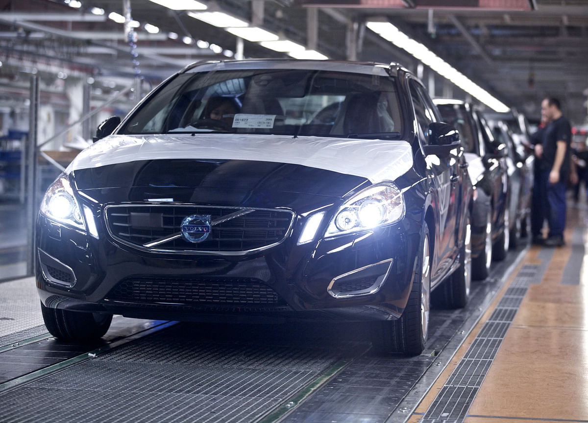 How China's 36th-Best Car Company Saved Volvo