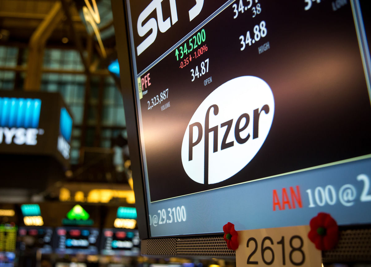 Pfizer Nears Deal to Combine Off-Patent Drug Unit With Mylan