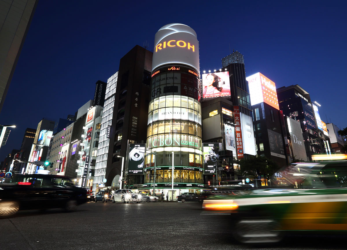 Losses At Fraud-Hit Ricoh India Hit Japanese Parent