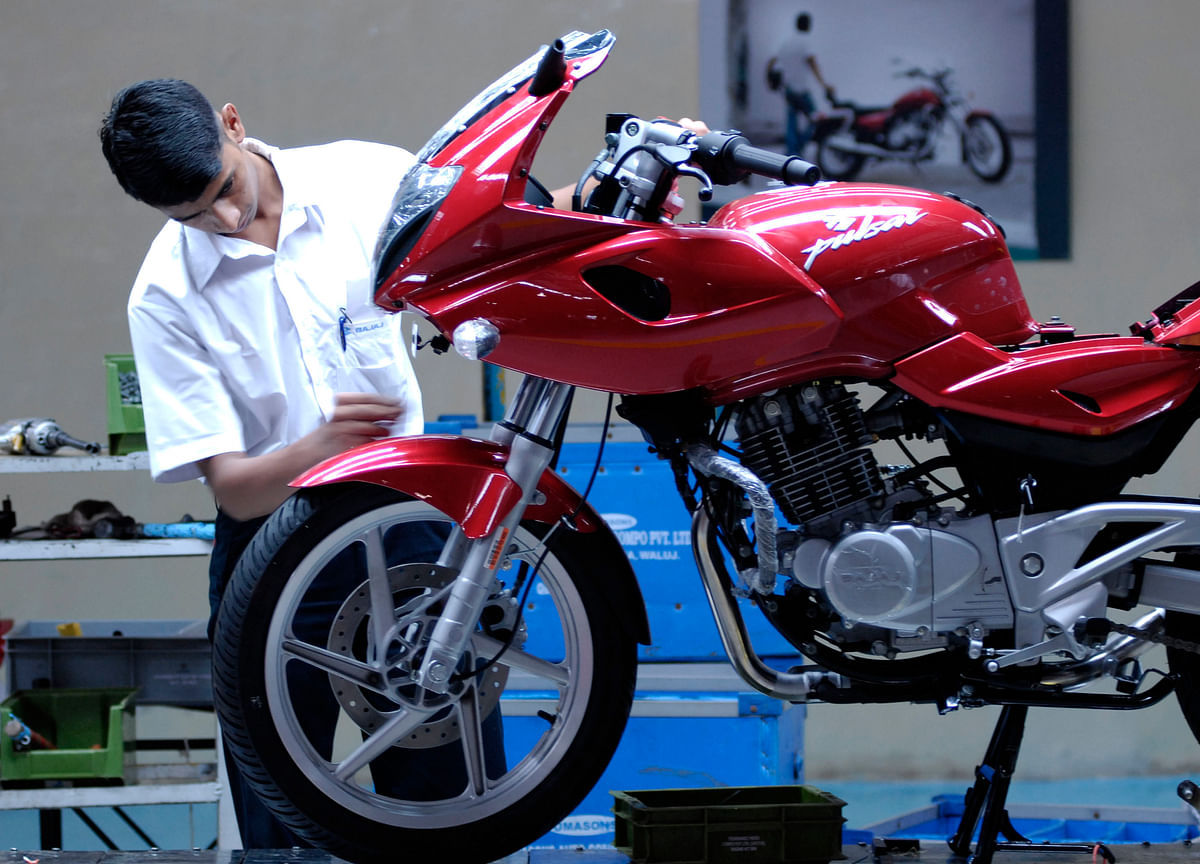 What Helped Bajaj Auto Stand Out Among Peers So Far This Year
