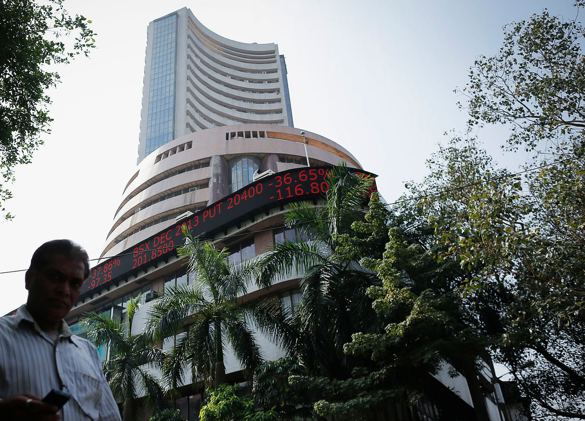 Indian Stocks Snap Six Days of Losses as Investors Eke Out Value