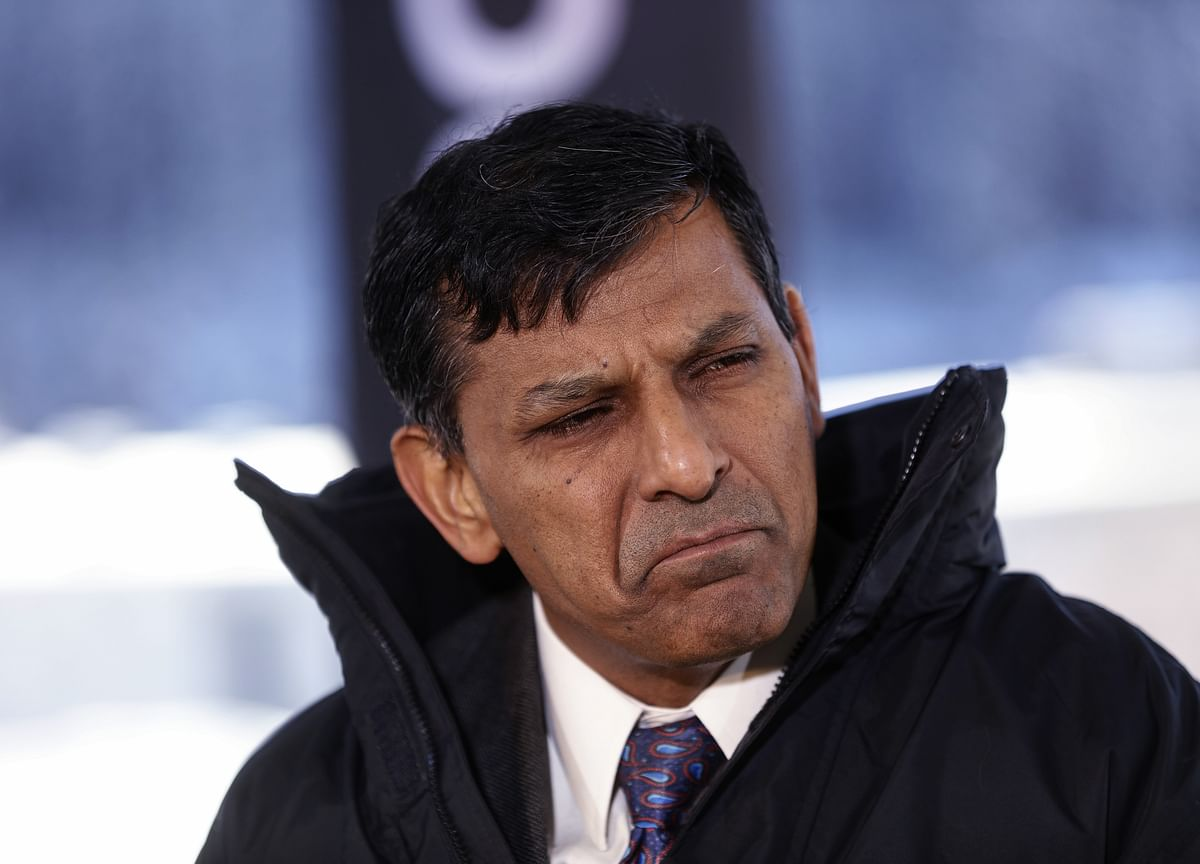 Raghuram Rajan Bats For Steady Monetary Policy Tightening To Avoid Asset Price Shock