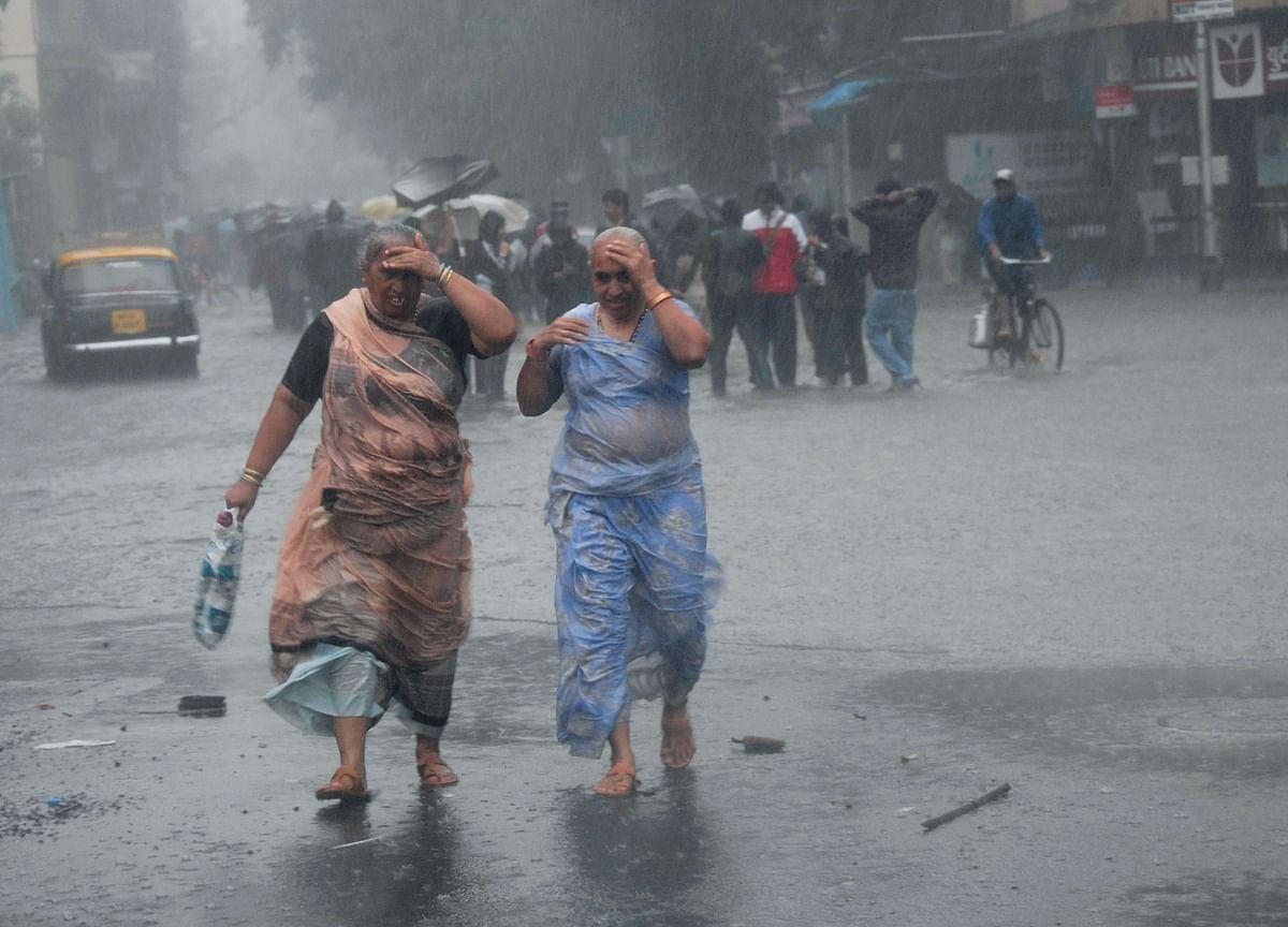 Mumbaikars Can Expect Heavy Rains Starting June 6, Skymet Says