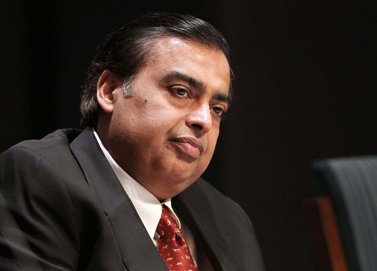Reliance Industries' Profit May Fall First Time In Five Quarters