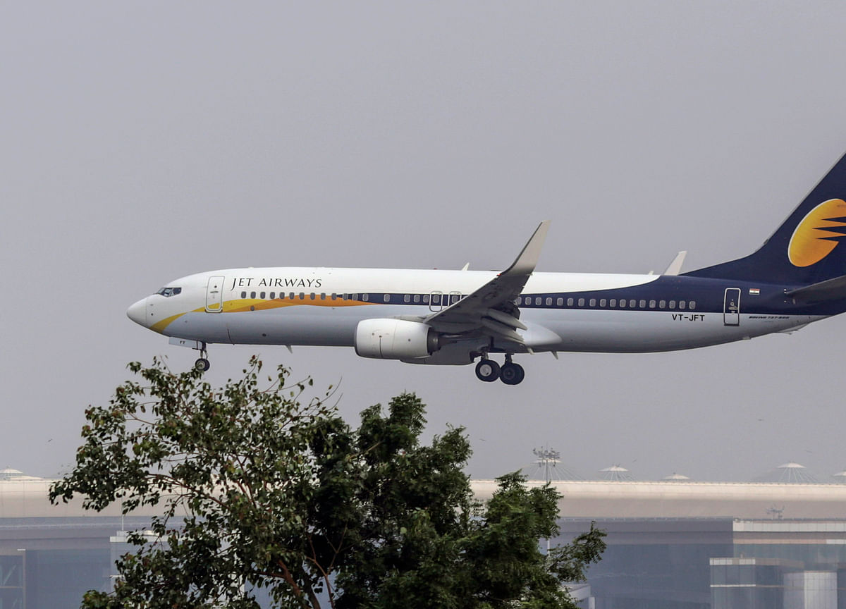 Boeing 'Concerned' About Jet Airways