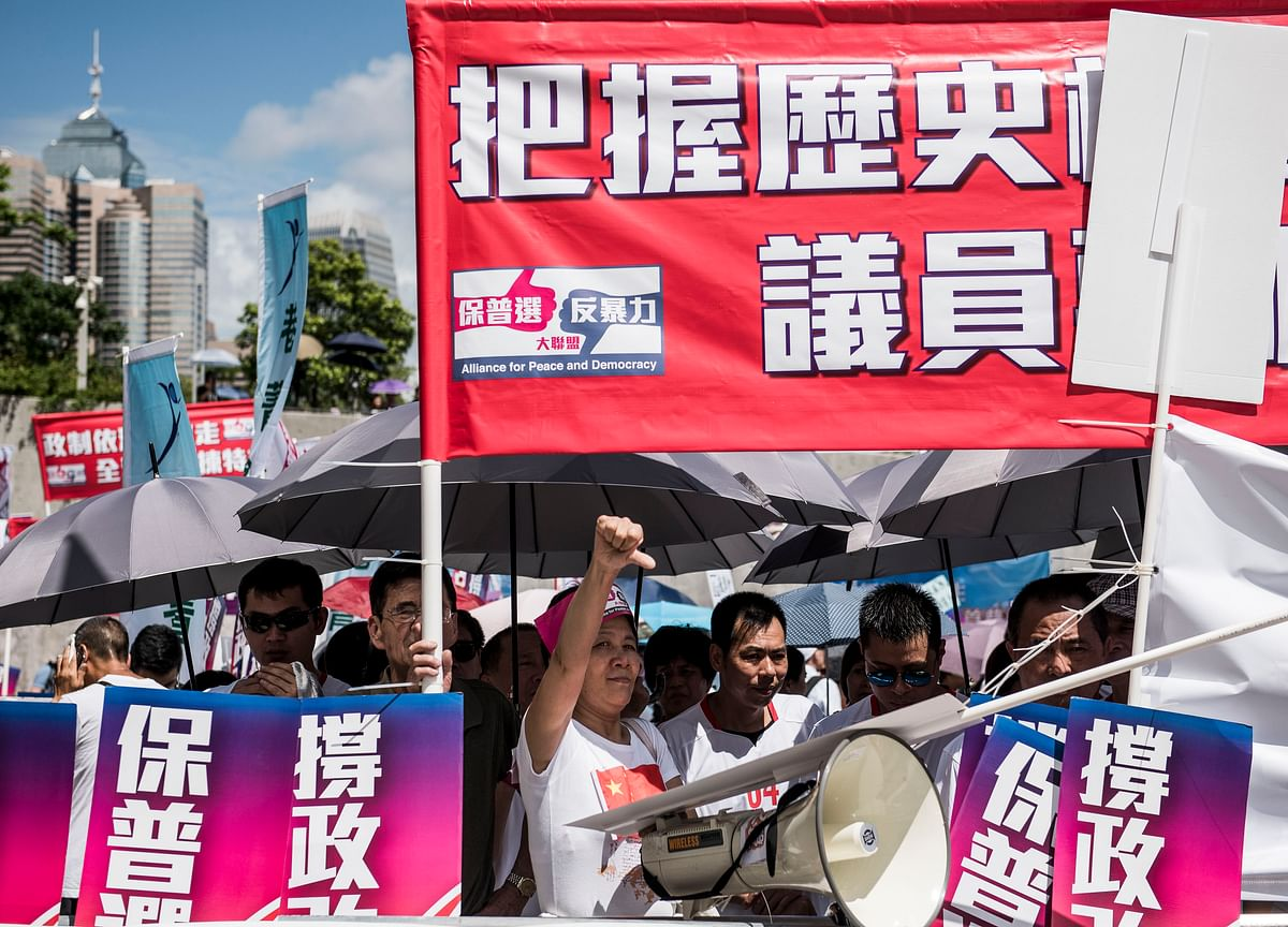 Hong Kong Doubts China Will Soften Stance After Election Shock