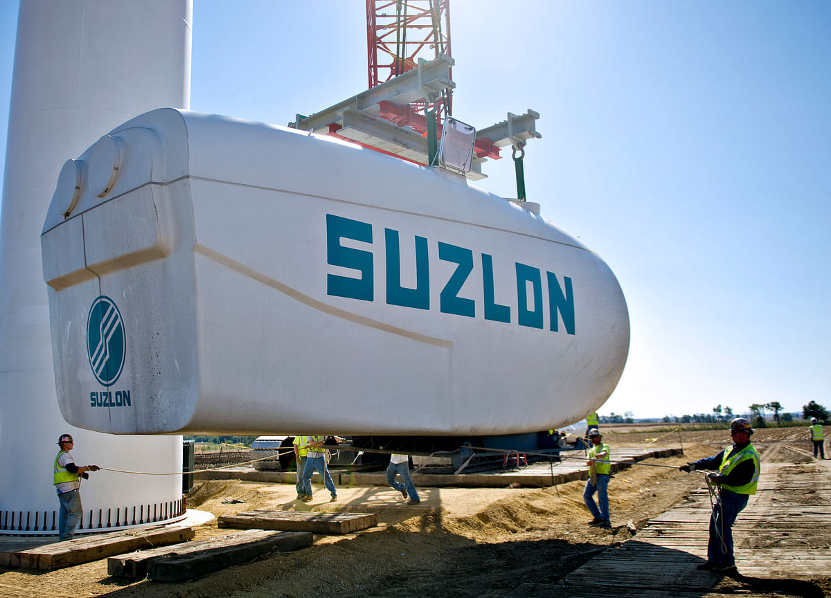 Suzlon Restructures Overseas Subsidiaries to Reduce Costs