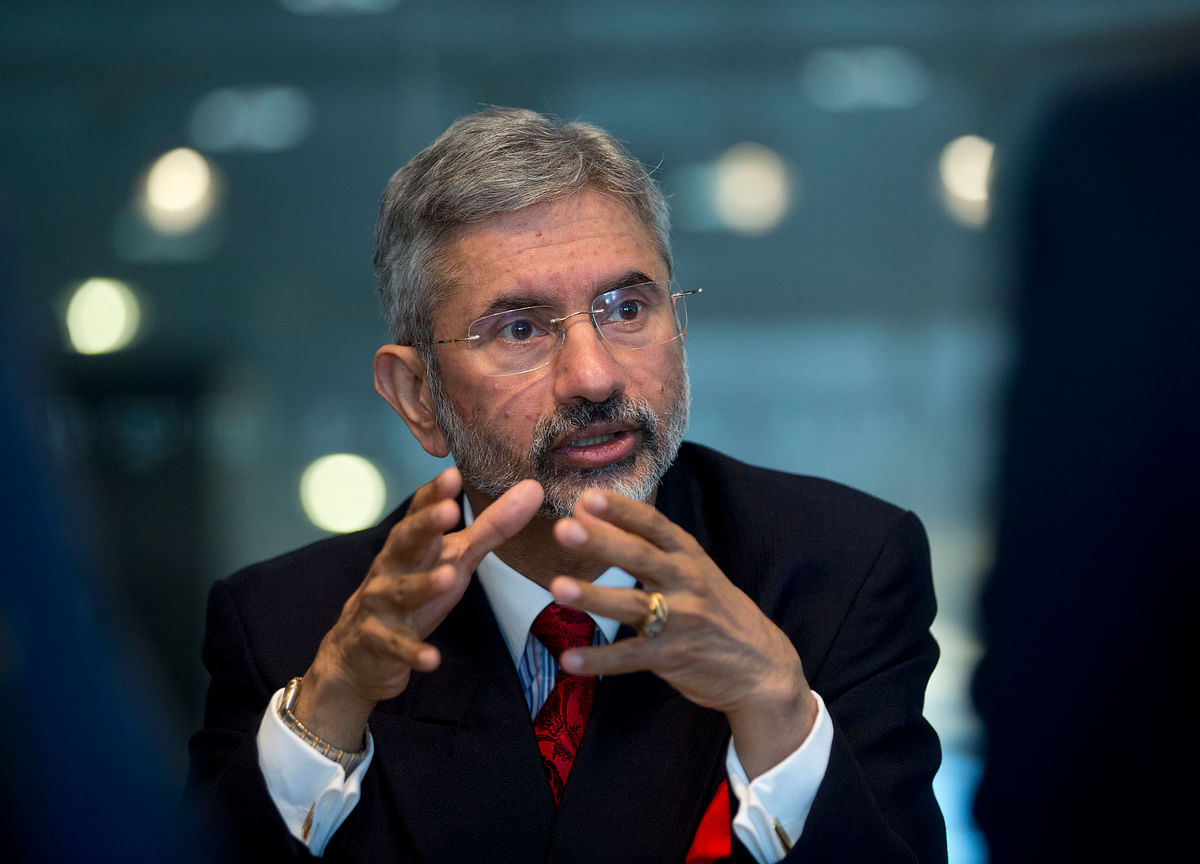 S Jaishankar Proposes Manufacture, Rollout Of E-Passports On Priority