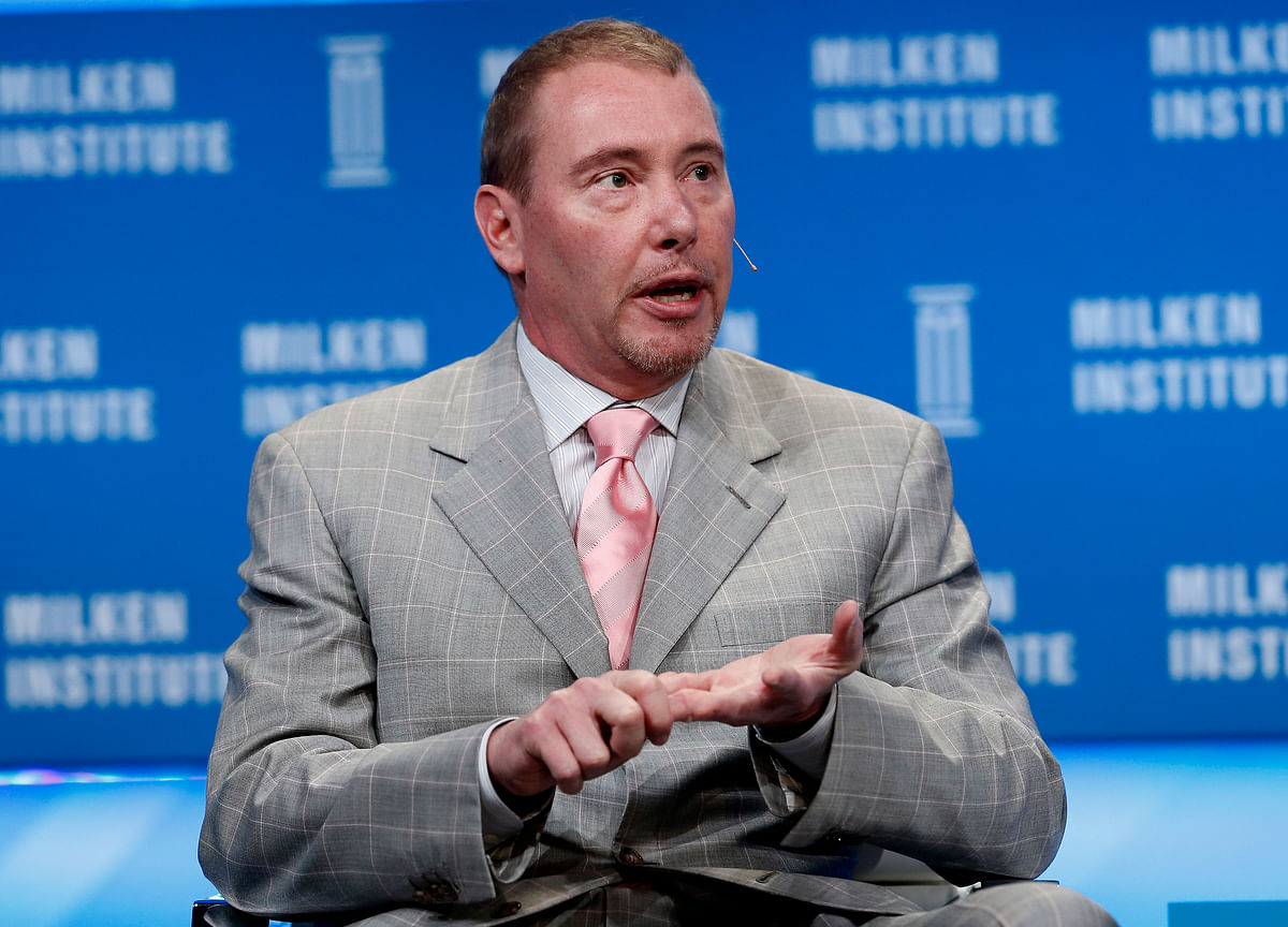 Gundlach Says Low Foreign Demand May Help Boost Treasury Yields