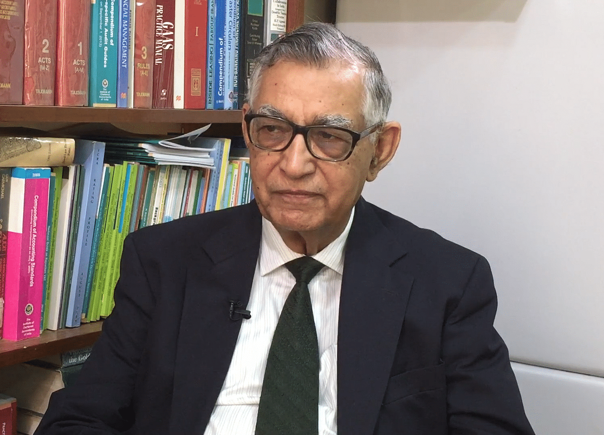 Regulations For CAs In India Are Draconian, Says YH Malegam