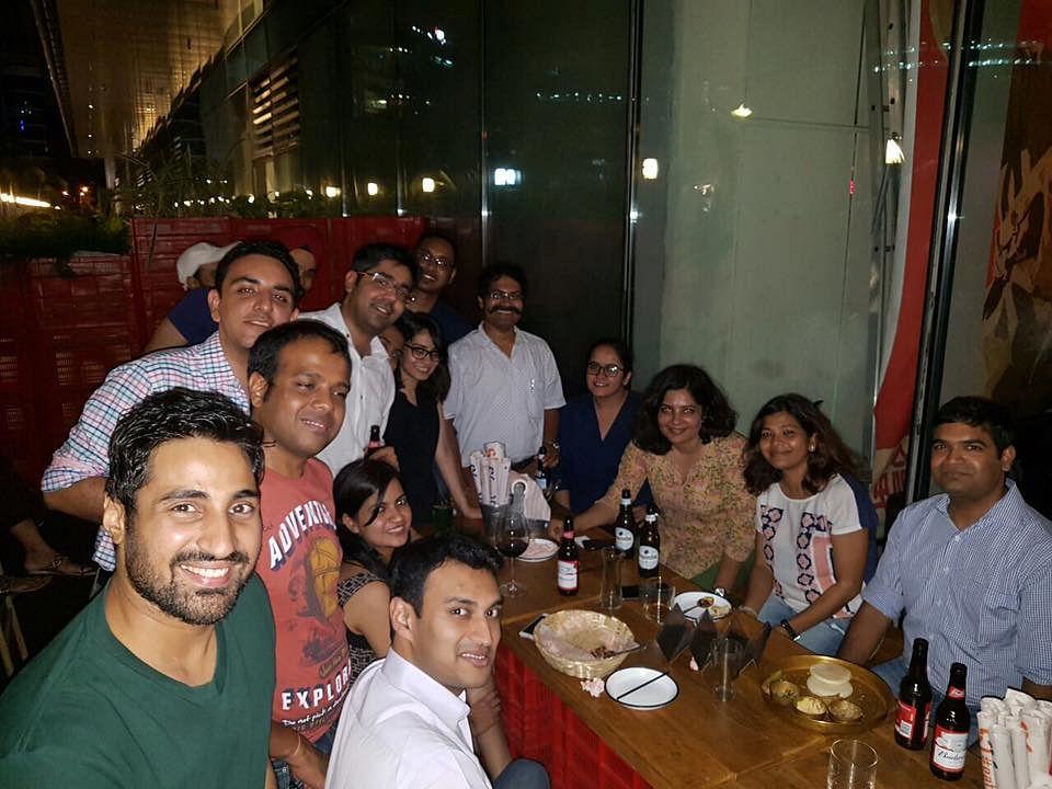 The last No-Agenda meet held in Mumbai was arranged within 4 hours, said organiser (Source: Aditya Awasthee)