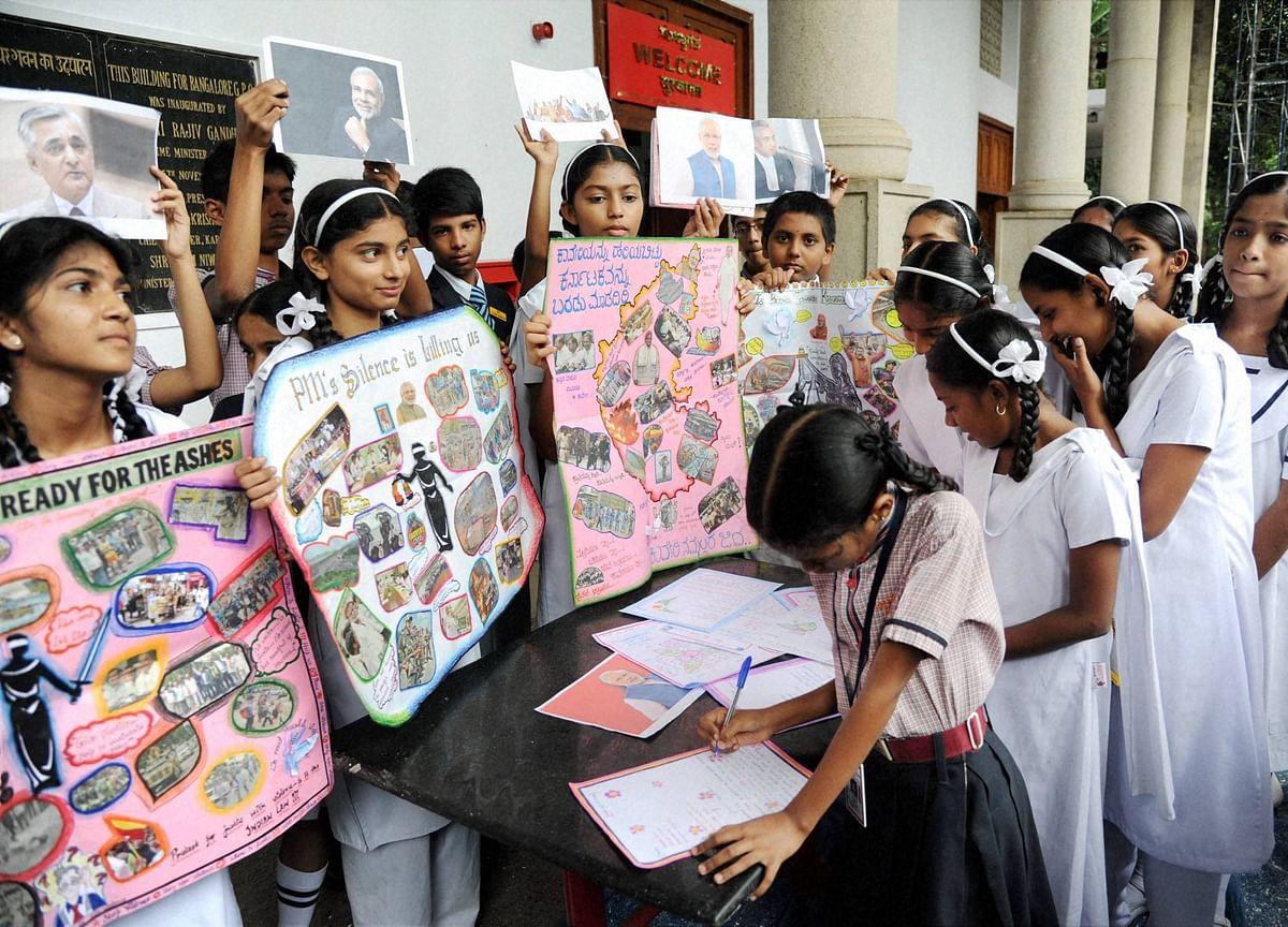 Release Water To Tamil Nadu Despite Resolution, Supreme Court Tells Karnataka