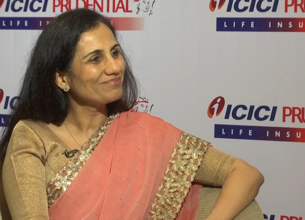 Expect ICICI Prudential Life To List Within A Week: Chanda Kochhar