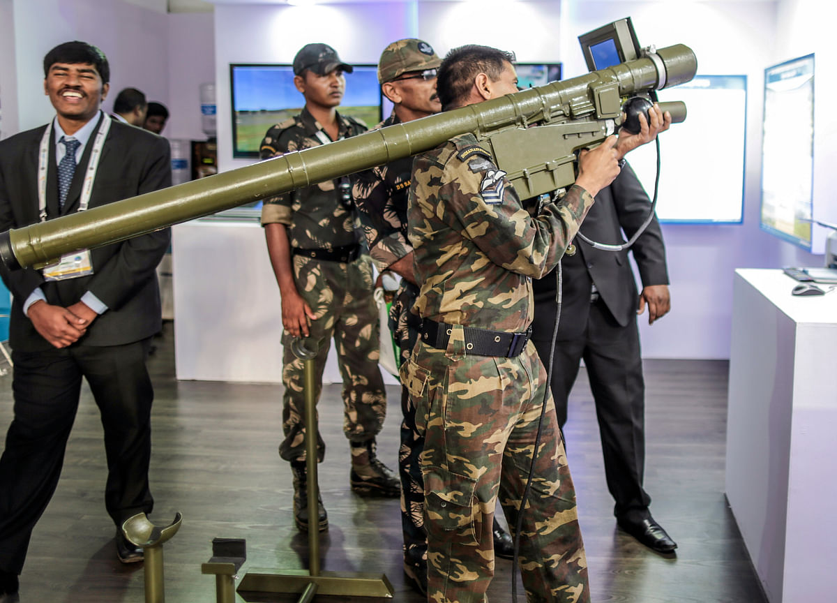 India Eyeing Rs 1.75 Lakh Crore In Turnover In Defence Manufacturing By 2025