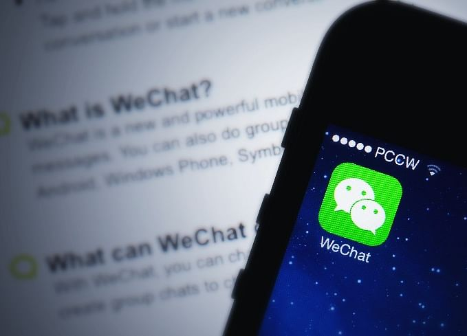 Tencent's WeChat Social Media Posts Count as Criminal Evidence