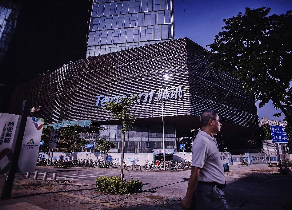 Naspers' Tencent Sale Shouldn't Raise Even More Alarms