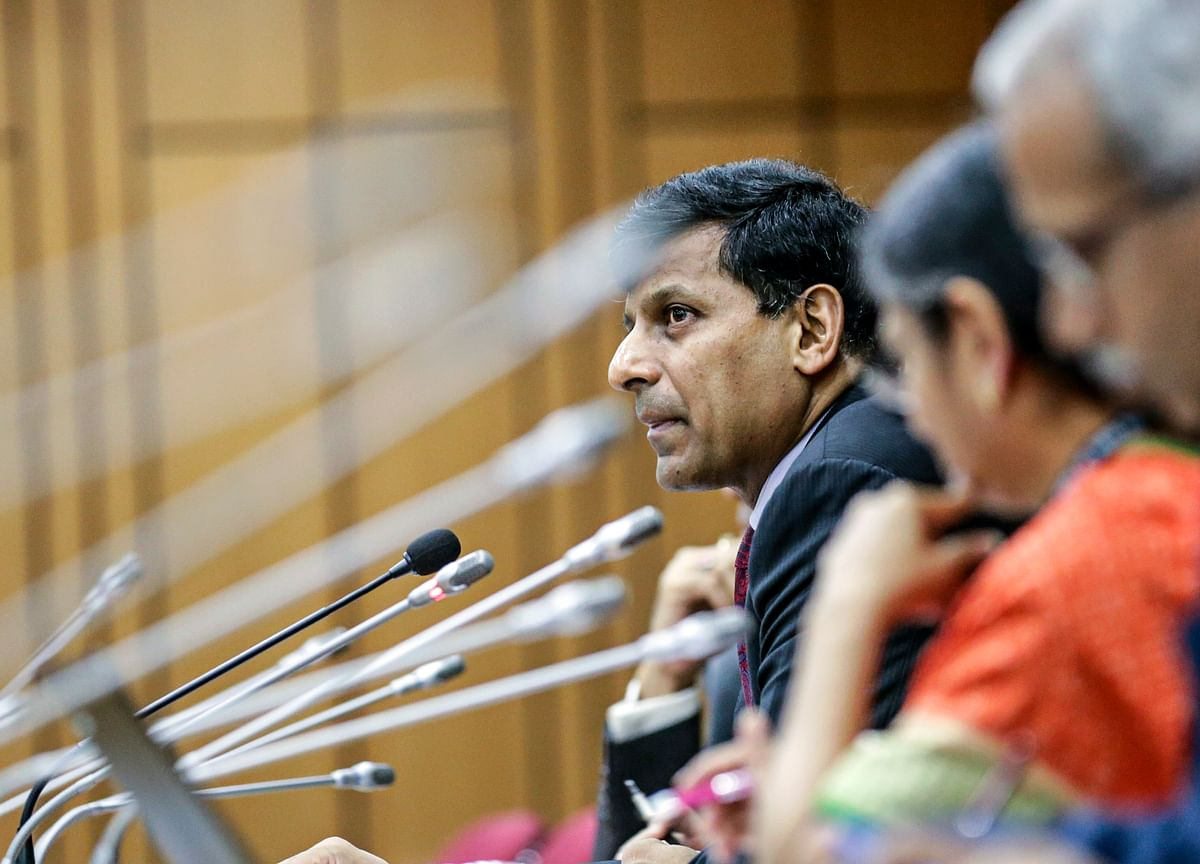 Transfer Of Excess Reserve May Pull Down RBI's Credit Rating, Says Rajan