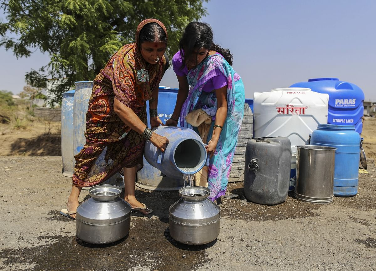 We Need To Focus On Water Budgeting To Address Drought, Says Bain Capital's Amit Chandra