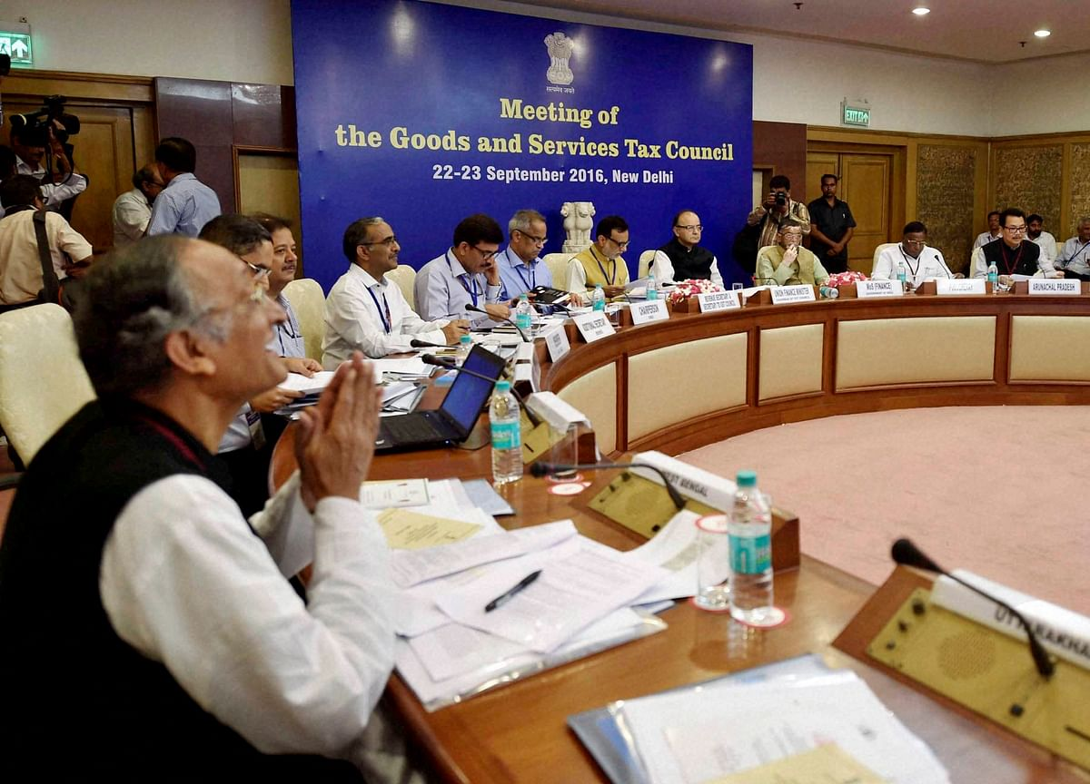 Centre, States Agree On Timeline For GST Rollout