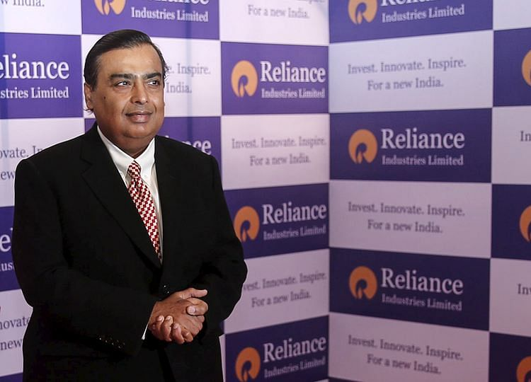 Reliance Industries To Turn Into A Holding Company After Deal With Saudi Aramco