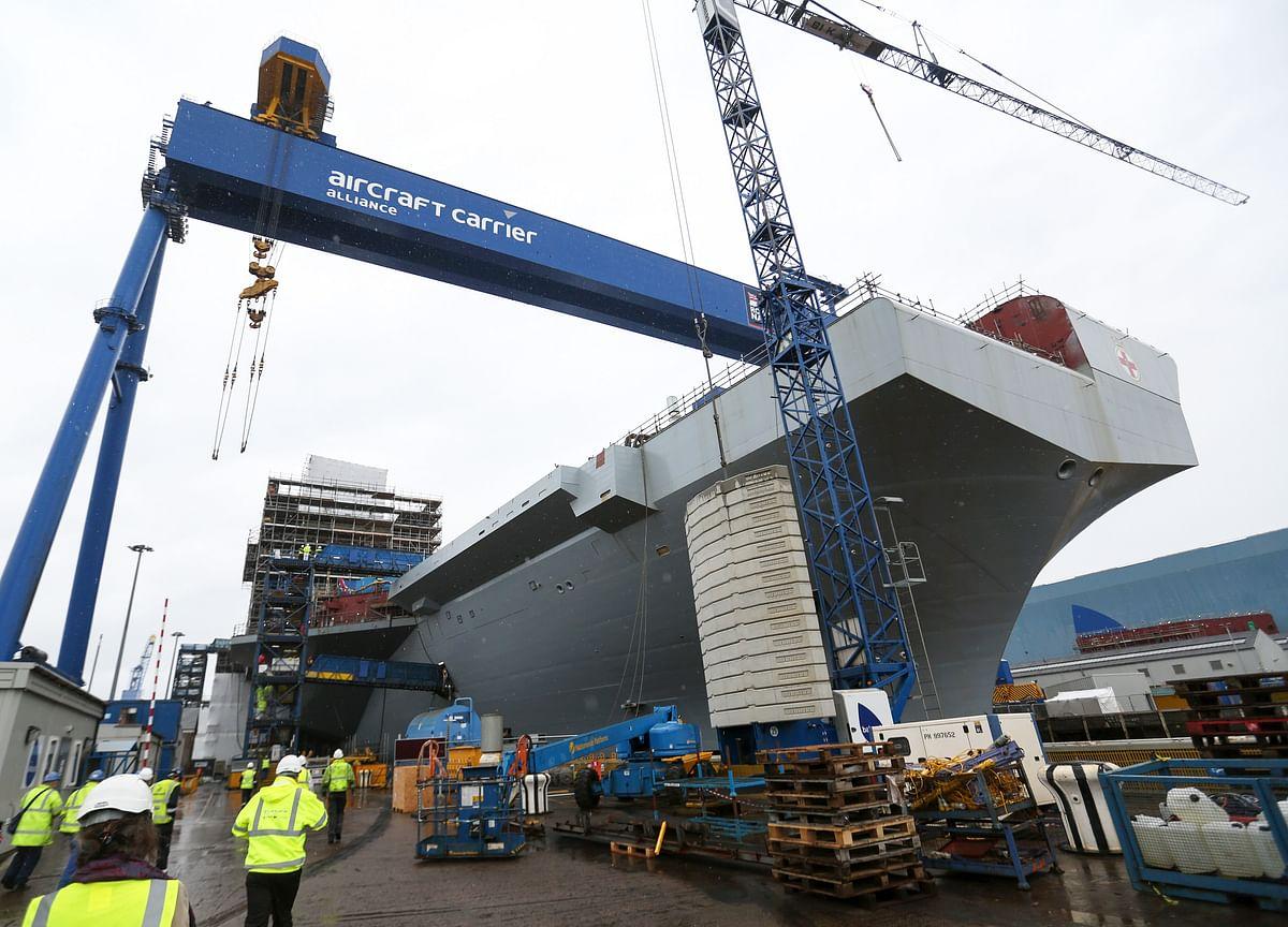 ABG Shipyard's Shareholders Reject Debt Conversion