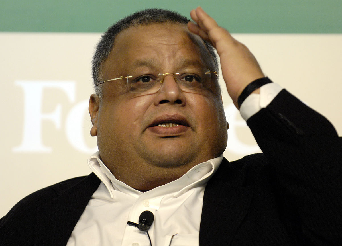 Rakesh Jhunjhunwala Cuts Stake In DHFL In December Quarter