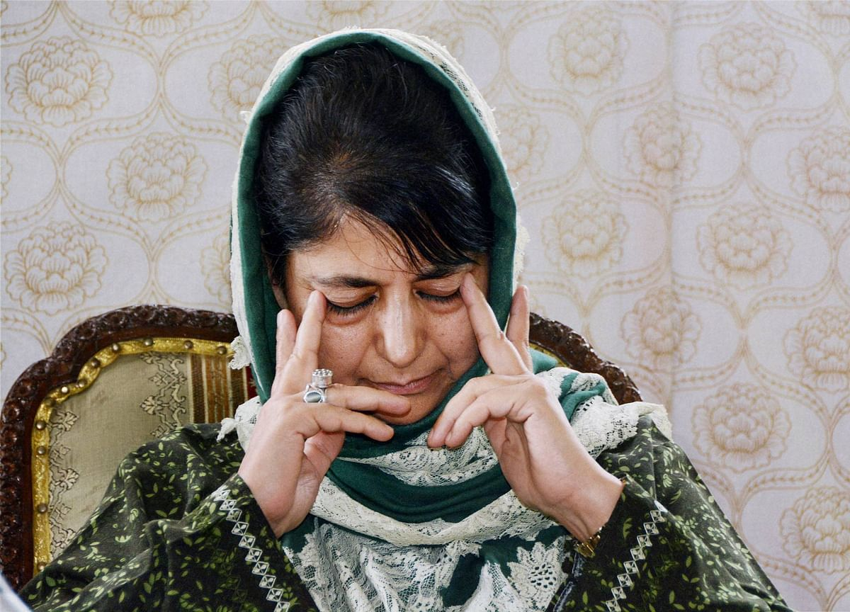 Mehbooba Mufti, Omar Abdullah Among Several Leaders Arrested In Jammu & Kashmir