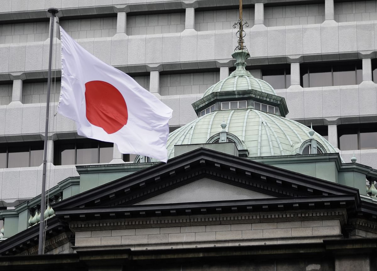 Japan and Europe Start the Central Bank Reset