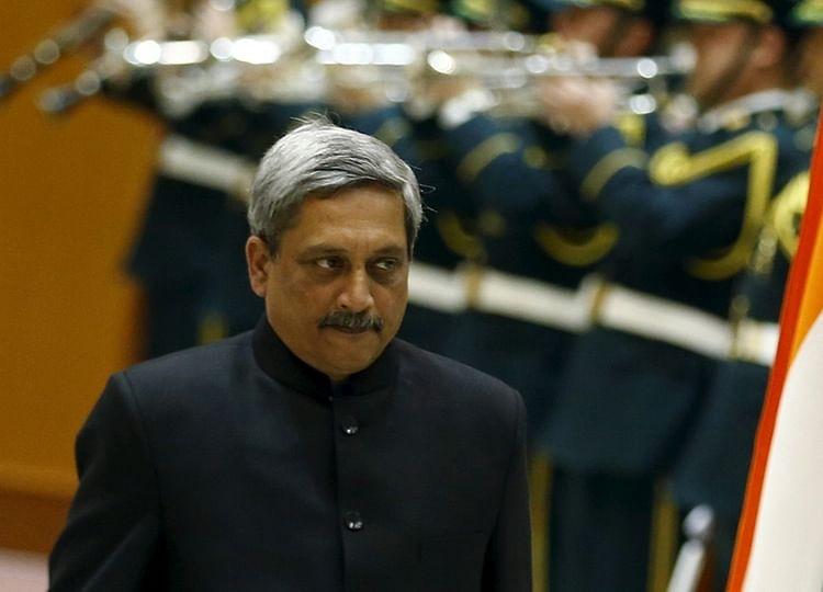Parrikar Dismisses Nuclear Threat From 'Empty Vessel' Pakistan
