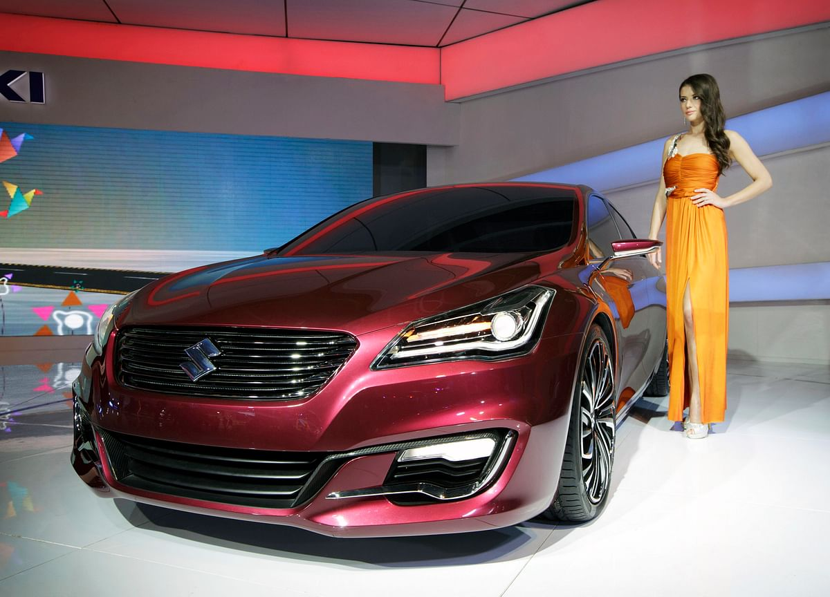 How Maruti Suzuki Is Shedding Its Small-Car Maker Tag