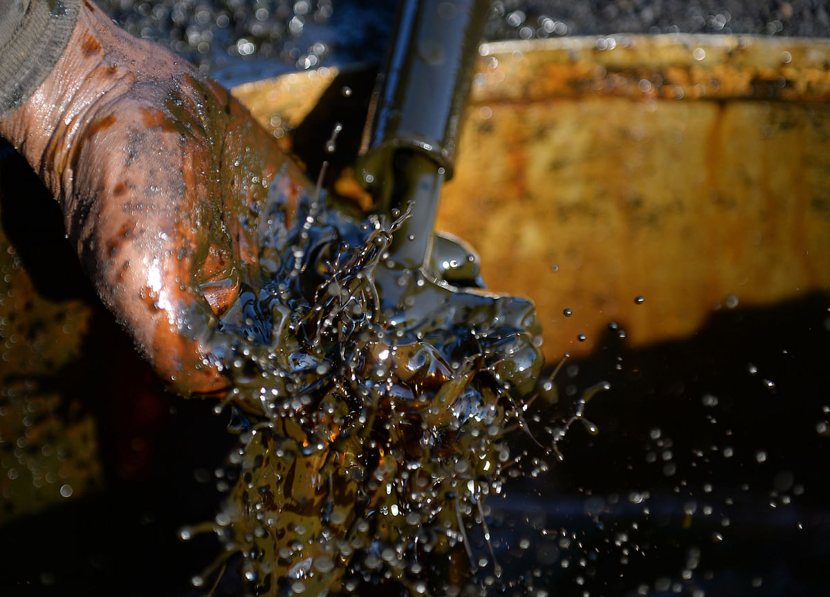 Oil May Jump at Least$5a Barrel After Saudi Arabia Attack