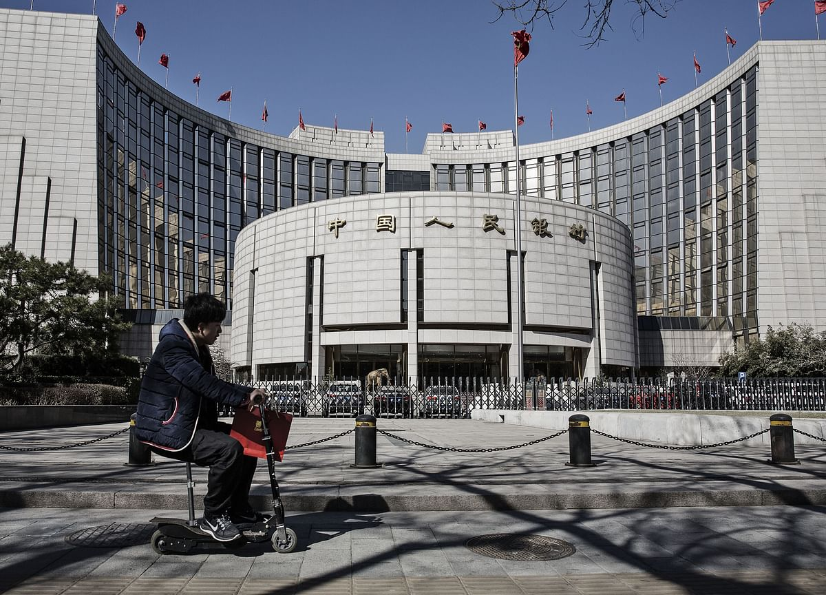 China Said to Allow Default Swap Trade in 1st as Bad Debts Rise