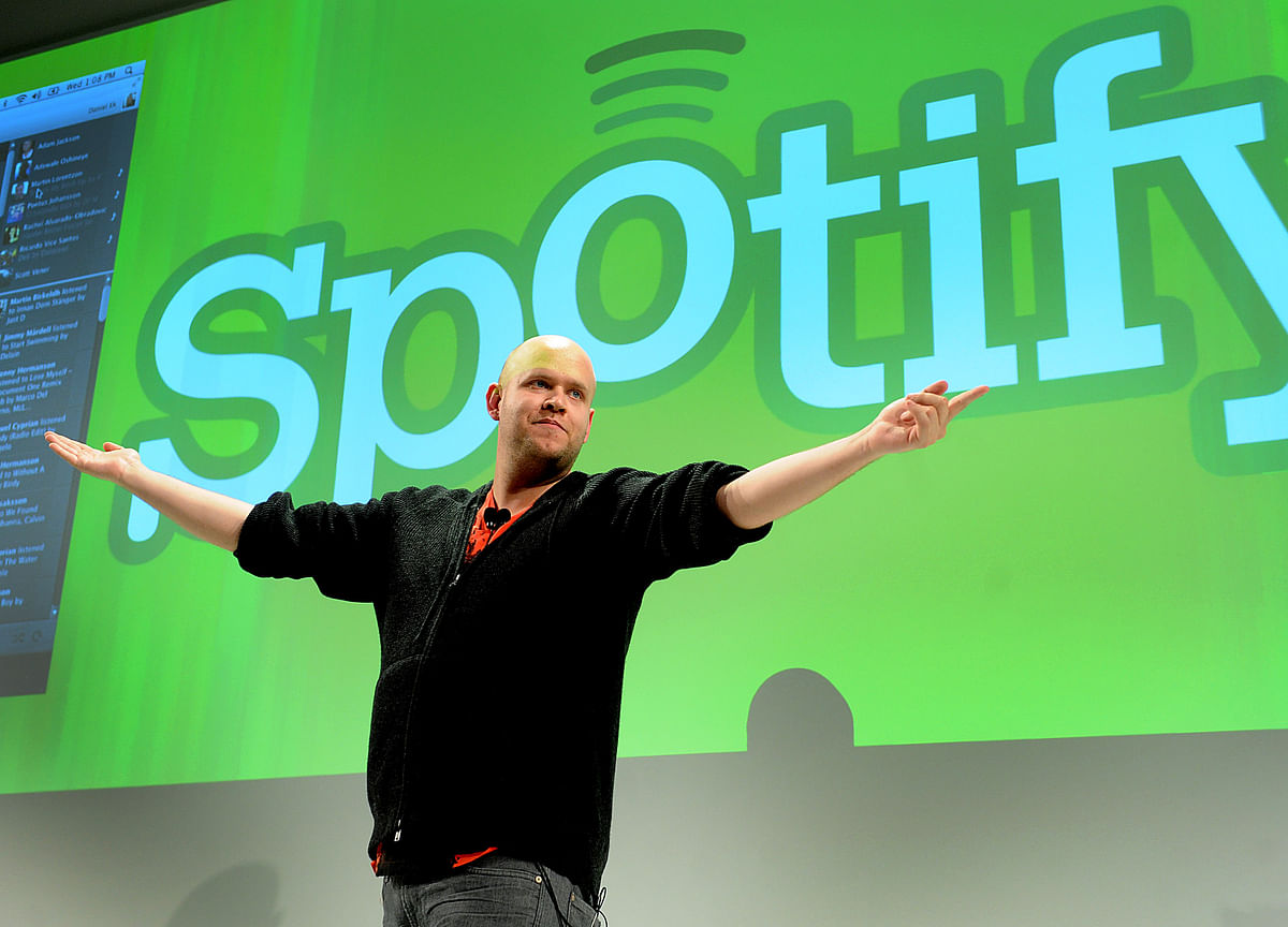 Swedish Spotify Duo Could Be Worth $2.4 Billion After Listing