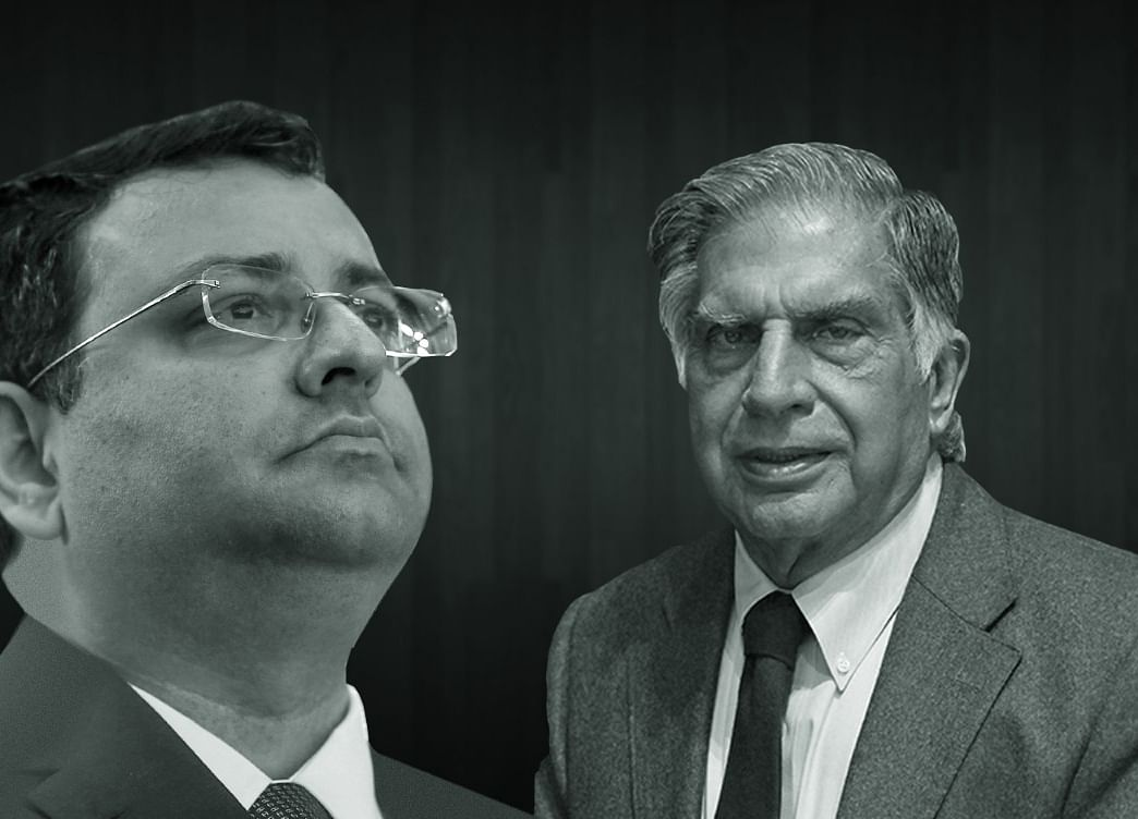 What's Behind the Fight Atop India's Tata Group